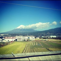 Photo taken at 富士山ビューポイント by Helvetica on 11/27/2012