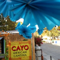 Photo taken at cayo mexican cantina by Philip L. on 3/12/2015