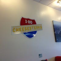 Photo taken at I-80 Cheesesteaks by Mike R. on 6/13/2013