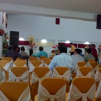 Photo taken at GPdI Kanaan, Kampung Nanas by Ribka S. on 8/18/2013