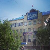 """Photo taken at ООО """"Газпром газораспределение Ульяновск"""" by Maria D. on 5/14/2014"""