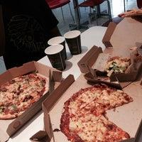 Photo taken at Domino's Pizza by Nurfarhana N. on 2/12/2016