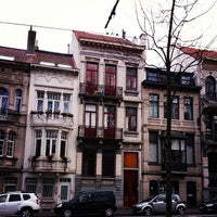 Photo taken at Avenue Segherslaan by Maria K. on 12/31/2013
