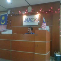Photo taken at Jabatan Kemajuan Orang Asli by zaki h. on 9/20/2012
