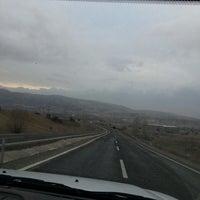 Photo taken at Ayaş Beli by Turgay E. on 2/24/2014