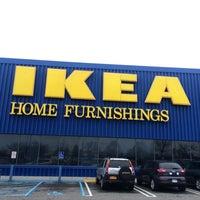 Photo taken at IKEA Long Island by Anwar Alshemari A. on 3/27/2015