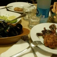 Photo taken at mM Ristorante by Francesca D. on 11/26/2014