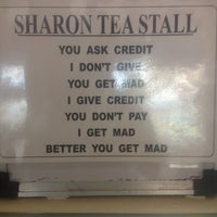 Photo taken at Sharon Tea Stall by Madhukar H. on 8/27/2013