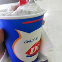 Photo taken at Dairy Queen by gie o. on 5/7/2014