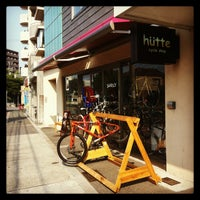 Photo taken at hutte 8to8 by Morimoto J. on 8/15/2013