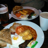 Photo taken at The Sir Thomas Gerard (Wetherspoon) by Lorraine H. on 4/9/2014