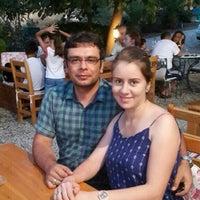 Photo taken at Altun Hotel/Pansiyon by Zeynep Ç. on 7/22/2015