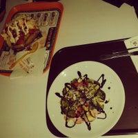รูปภาพถ่ายที่ Waffle & Gozleme Evi โดย Sevda Sen เมื่อ 3/30/2014