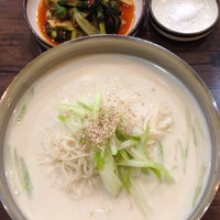 Photo taken at 전주 콩나물국밥 by Jong Suu L. on 7/20/2014