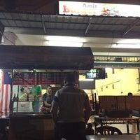 Photo taken at Amir Garsia Cafe by Syafiqah A. on 12/30/2015