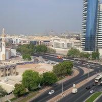Photo taken at Pool Citymax Bur Dubai Hotel by Natalia T. on 8/28/2013