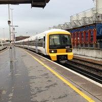Photo taken at Platform 5 by Joshua B. on 1/12/2013