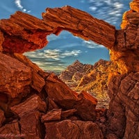 Photo taken at Valley of Fire State Park by Scenic L. on 12/29/2012