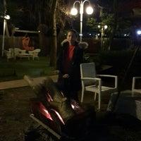 Photo taken at İskele Restaurant by Ayşen K. on 2/10/2018