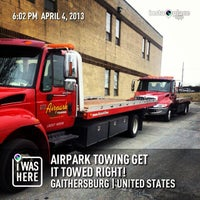 Photo taken at Airpark Towing & Auto Repair by Airpark Towing & Auto Repair on 8/14/2013