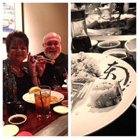 Photo taken at Tokyo Japanese Seafood Steakhouse by Drew P. on 12/29/2013