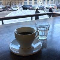 Photo taken at DoZaCoffee by Василий Б. on 12/15/2016