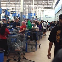 Photo taken at Walmart Supercenter by Glenn C. on 12/22/2013