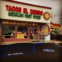 Foto diambil di Taco El Zorro oleh Glenn C. pada 10/9/2013