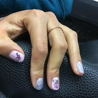 Photo taken at Hair Juzz Nails by Keren T. on 7/9/2017