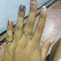 Photo taken at Hair Juzz Nails by Keren T. on 8/5/2017