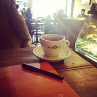Photo taken at Cafe Champignon by Rose d. on 3/27/2013