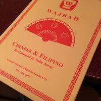 Photo taken at Wajbah Restaurant by Brenn Ruby B. on 4/3/2016
