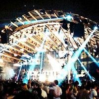 8/7/2013にLera T.がUshuaïa Ibiza Beach Hotelで撮った写真