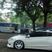 Photo taken at SOUTH PARKING LOBBY 3/ SHI GROOVE by Adji K. on 5/22/2014