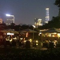Photo taken at 红城堡江畔花园酒家 by Eric Z. on 4/29/2015