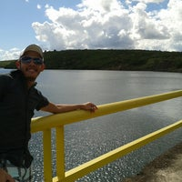 Photo taken at Usina Hidroelétrica de Xingó by Weto L. on 8/3/2014