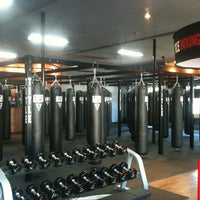 Photo taken at Title Boxing Club Huntington by Dominick L. on 8/15/2013