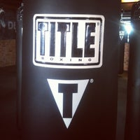 Photo taken at Title Boxing Club Huntington by Dominick L. on 8/30/2013