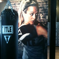 Photo taken at Title Boxing Club Huntington by Dominick L. on 10/1/2013