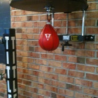 Photo taken at Title Boxing Club Huntington by Dominick L. on 9/10/2013