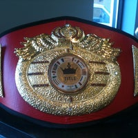 Photo taken at Title Boxing Club Huntington by Dominick L. on 11/4/2013