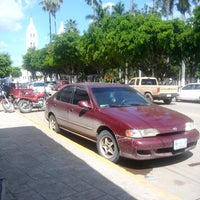 Photo taken at Navolato Sin. Plazuela Principal by Manuel R. on 9/25/2014