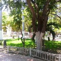 Photo taken at Navolato Sin. Plazuela Principal by Manuel R. on 7/15/2014