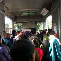 Photo taken at Halte TransJakarta Departemen Pertanian by Henry Z. on 1/10/2014