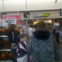 Photo taken at Walmart Supercenter by Michelle B. on 10/8/2012
