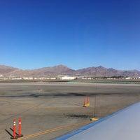 Photo taken at El Paso International Airport (ELP) by Joe G. on 4/7/2013
