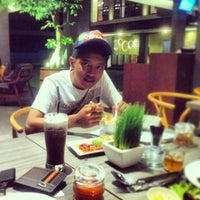 Photo taken at Table 9 by Fadly M. on 12/6/2013