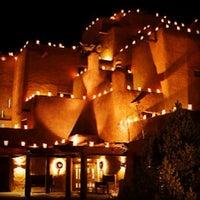 Photo taken at Santa Fe Plaza by Roy M. on 12/25/2012