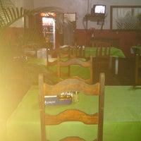 Photo taken at Restaurante Cantinho Do Luar by Uerlen S. on 5/9/2014