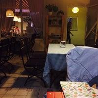Снимок сделан в Basilico пользователем Tayka 5/24/2014